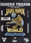 Program JAG BMX WORDL CHAMPIONSHIP 1980