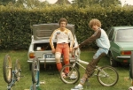 1981___Nelson_Channady_and_John_Hutelin_in_Holland_staying_with_fam._Does