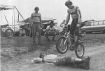 1974-1976_7082722_n.jpg_Bob_Hannah_on_a_Yamaha_BMX_jumping_over_Rick_Burgett__bike